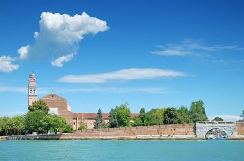 Visit The Church San Nicolo in Venice
