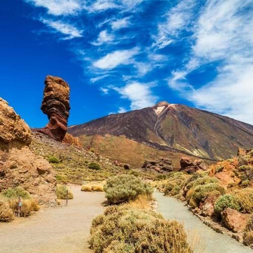 Tenerife Coast & Country