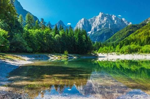 Explore Triglav National Park on Slovenia holiday