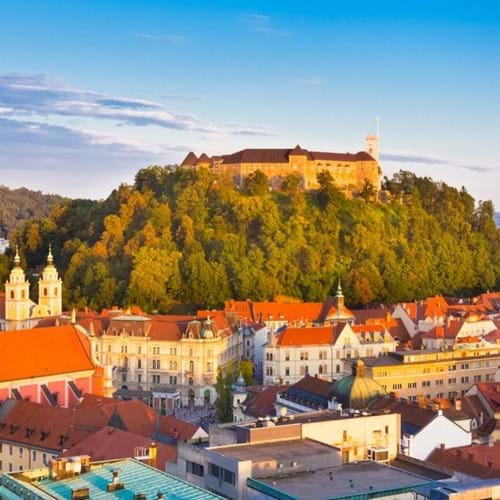 Slovenia Short Break including Ljubljana & Lake Bled