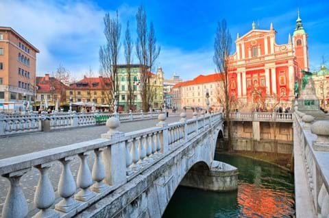 Explore Ljubljana on guided tour