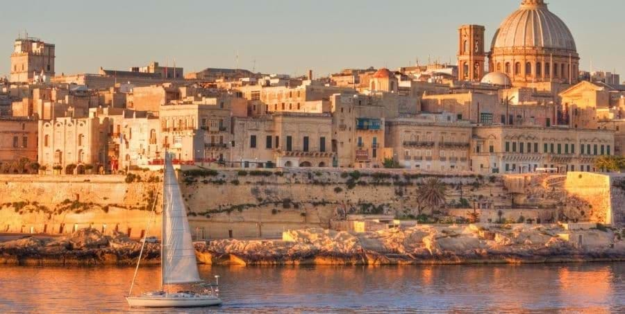 Guided tour of Valletta