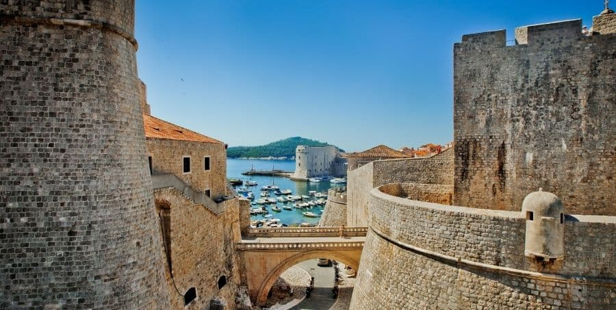 Guided Dubrovnik city tours