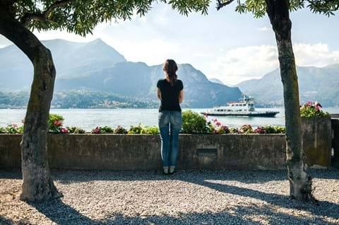 Stay in Lake Como for Garden Holiday