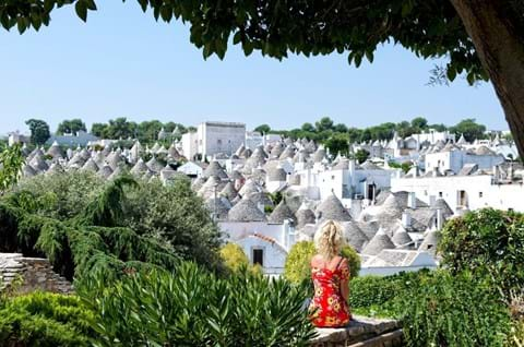 Guided tours to Alberobello