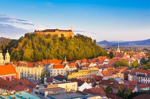 Discover the top attractions in Ljubljana