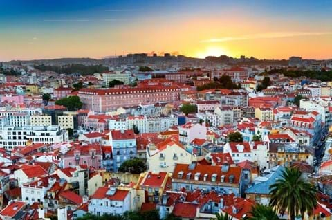 Sunset-at-Lisbon