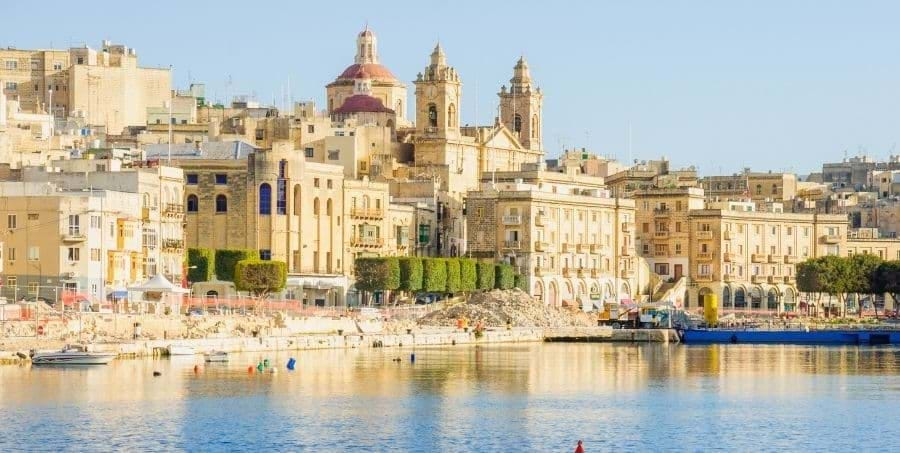 Guided tour of Three Cities in Malta