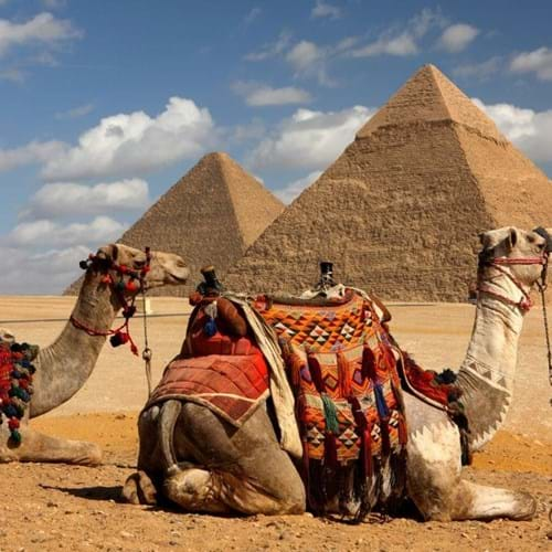 Egypt - Nile River Cruise including Cairo & Hurghada - Solo Traveller