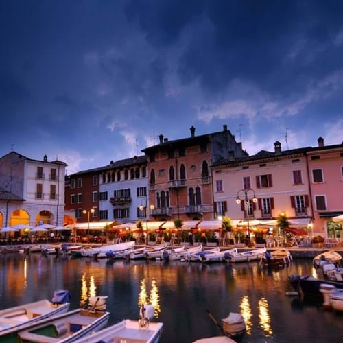 Christmas in Lake Garda