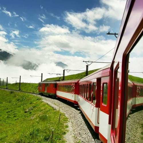 Lake Como, Milan & St Moritz including The Bernina Express
