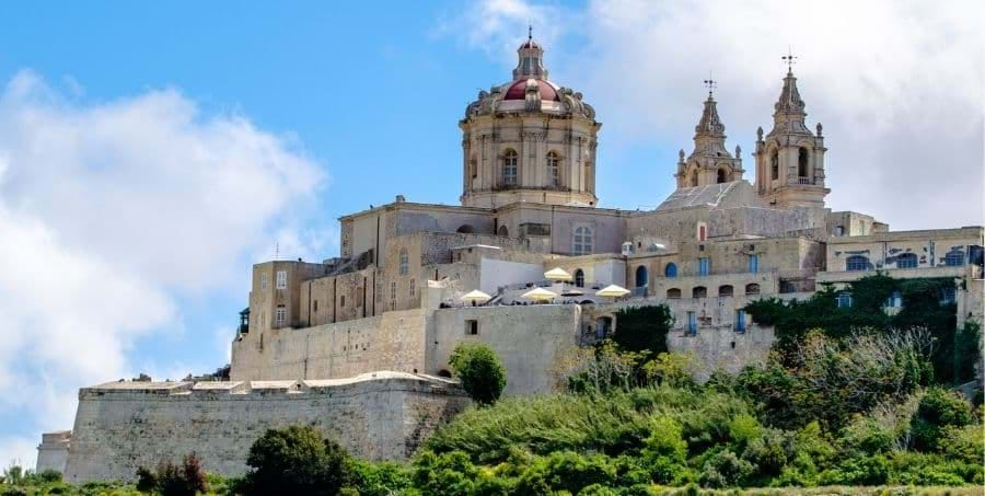 Guided excursions to Mdina