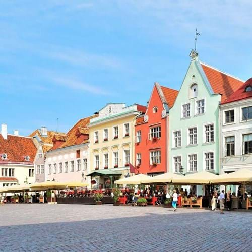 Baltic Highlights including Vilnius, Riga & Tallinn