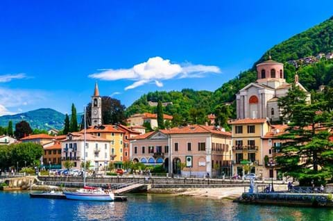 Experience Lake Maggiore Italian Escourted Holiday