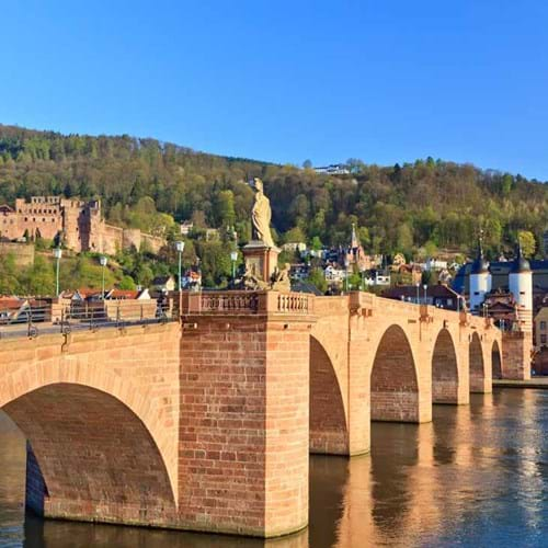 Experience the Rhine and Cologne River Cruise (Basel - Amsterdam)