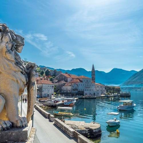 Highlights of the Montenegro Riviera