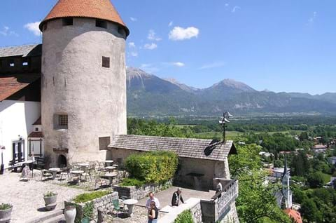 Visit Bled Castle on guided day trip
