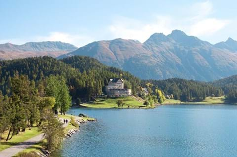 Visit St Moritz On Holidays To Italy