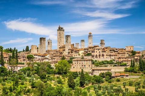 Guided Excursion to San Gimignano