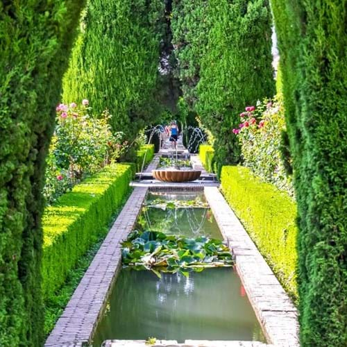 Gardens of Andalucia