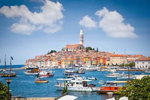 Guided Tour of Rovinj