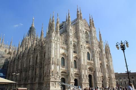 Guided Excursion To Milan