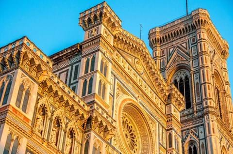 See Duomo Cathedral on guided day trip to Florence