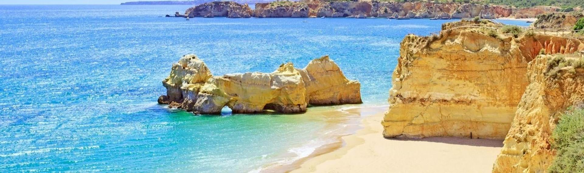 Escorted holidays to the Algarve