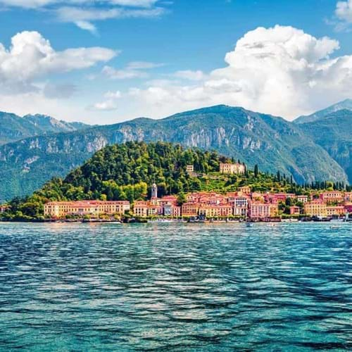 Lake Como - Light and Relaxed